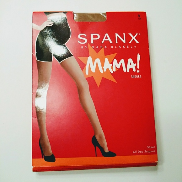 b44052a5c22 Spanx by Sara Blakely Mama Nude Full Length Sheers